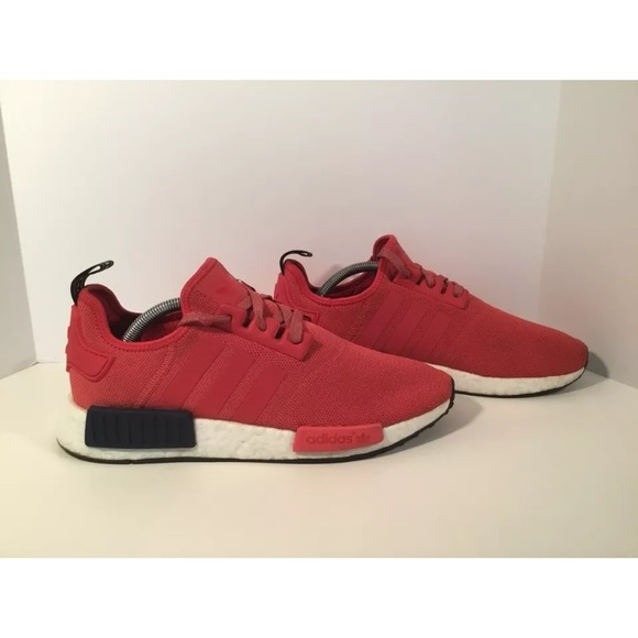 9257e22b0 NMD R1 Gucci for Sale®. Adidas Mens NMD R1 Nomad bw0617 WOOL black white  RUNNER